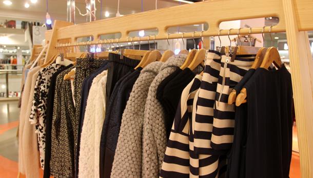 Selfridges lyfter fram skandinaviskt mode