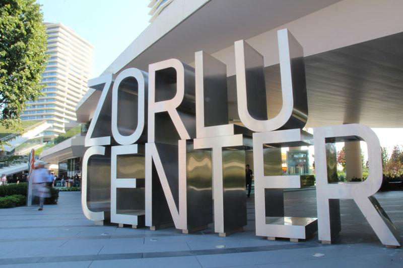 Zorlu Center – framtidens köpcentrum är här