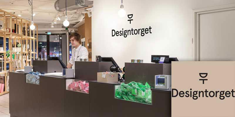 Designtorget får ny design