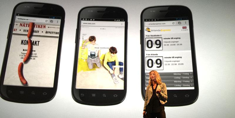 Så påverkar mobilen framtidens detaljhandel
