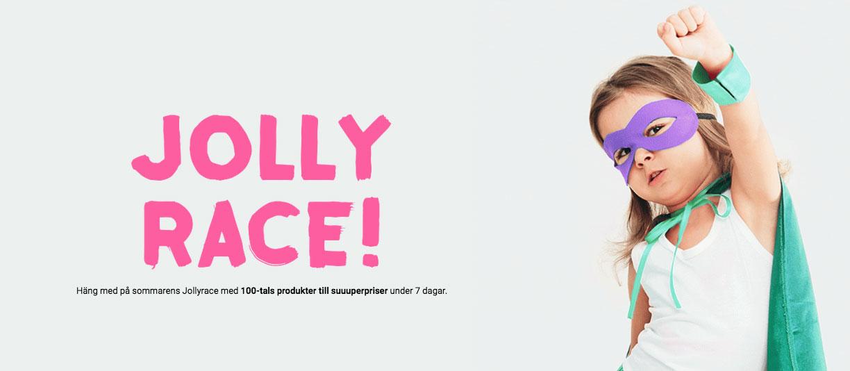 Jollyroom lanserar ny design och bloggpanel