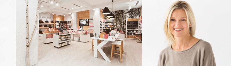 Kristina öppnar 100 butiker i Storbritannien