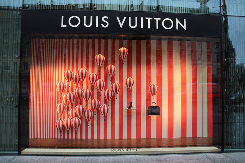 Louis Vuitton slår säljrekord i Norge