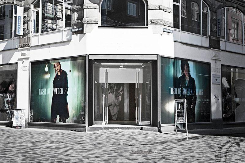 Tiger Jeans öppnar butik i Köpenhamn