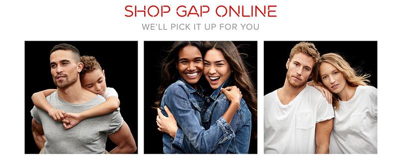 Gap levererar mode till hotellrummet