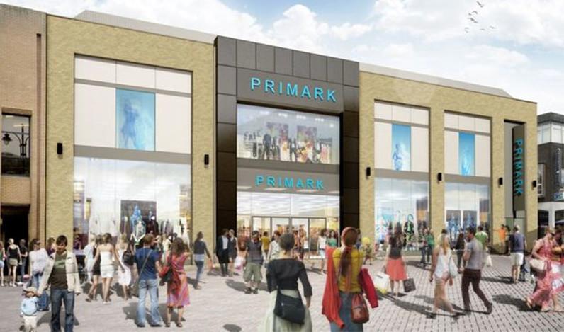 Primark öppnar ny storbutik i Birmingham