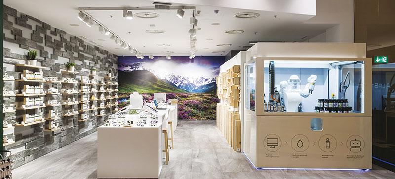 Robot Retail hos Alpstories i Zagreb