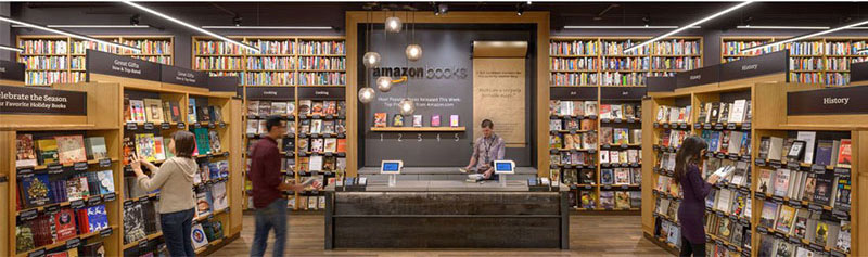 Amazon planerar 400 fysiska butiker