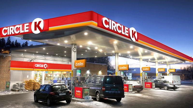 Statoil byter namn till Circle K