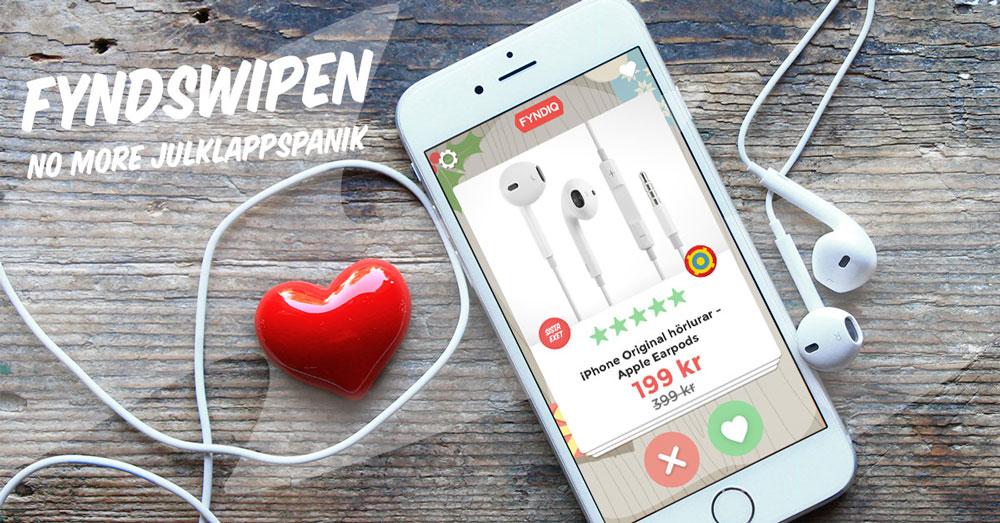 Tinder möter fyndshopping i ny app