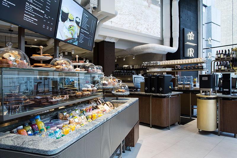 Nytt koncept för Starbucks i Covent Garden