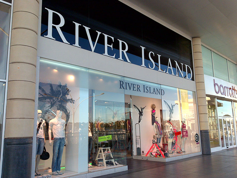 River Island lanserar Click and Don't Collect