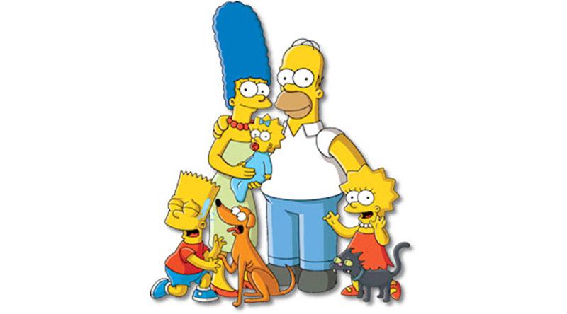 Här öppnar världens första Simpsons Store
