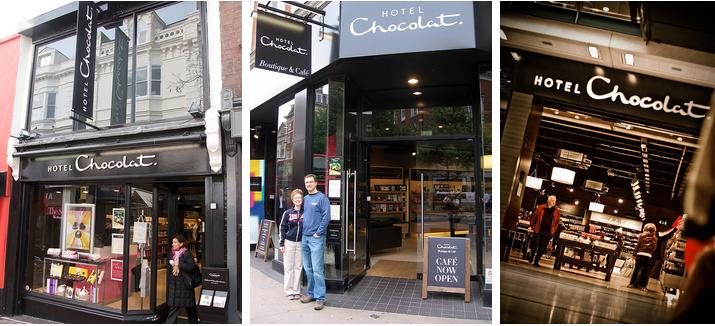 Kedjan Hotel Chocolat är till salu – för 100 miljoner pund