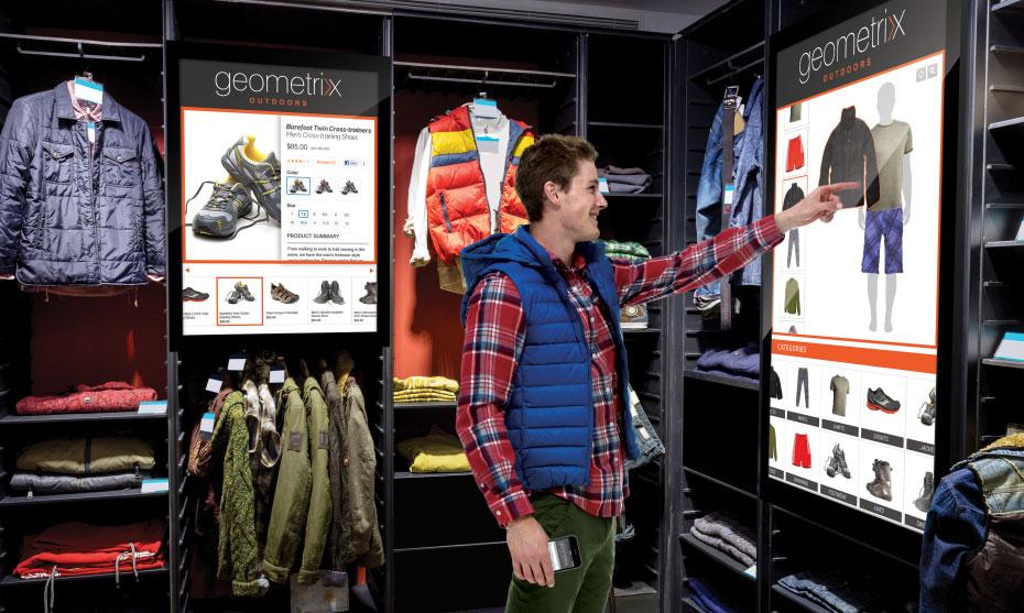 Ny teknik för personifiering i butik