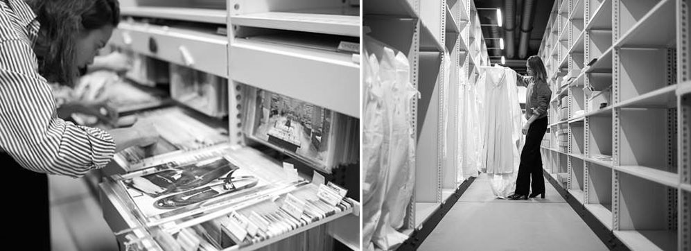 Marks & Spencer rotar i sina arkiv
