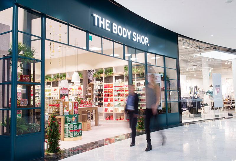 body shop kungsmässan