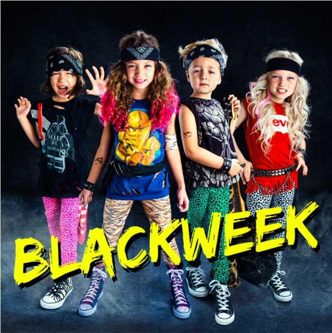 Jollyroom bygger ut event till Black Week
