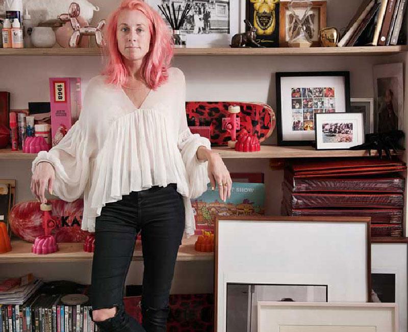 Modeskapare designar för Ikea