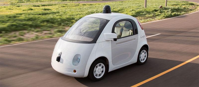 Google vill leverera med förarlösa lastbilar