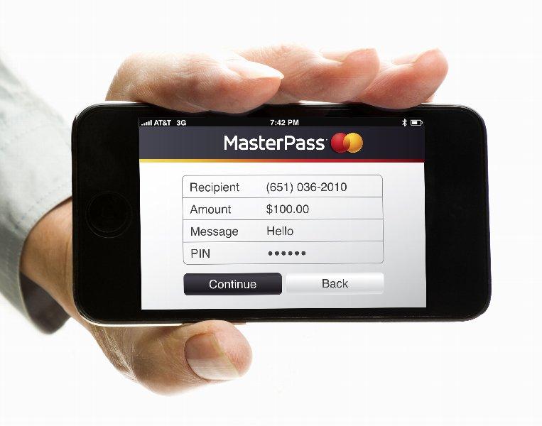 Walmart ger MasterPass tummen upp