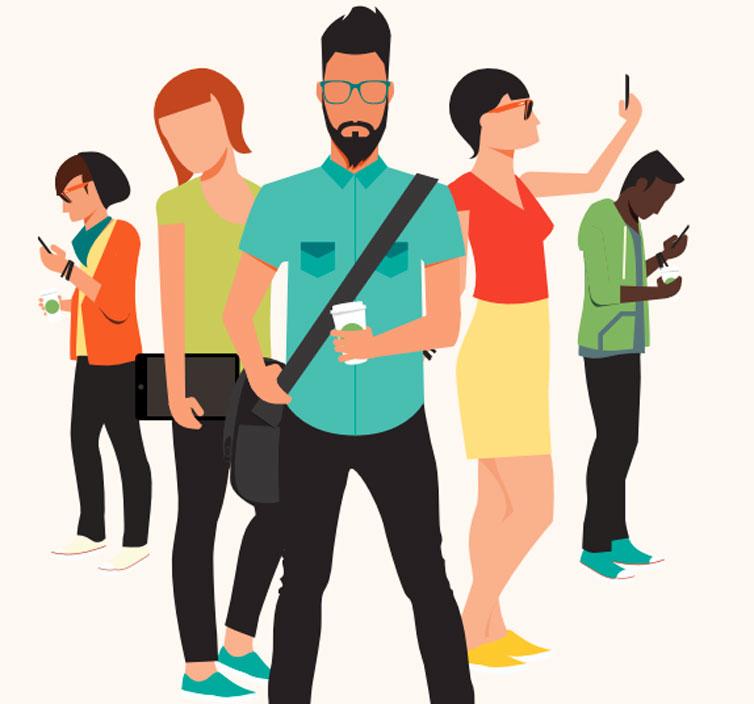 Millennials: Underhåll oss!