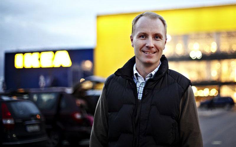 Ikea siktar på fem miljarder euro online