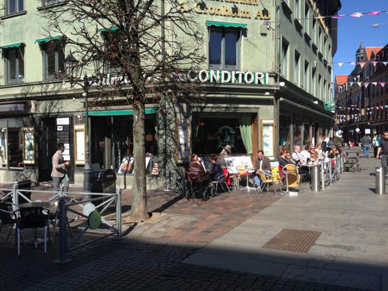 Uppsving för Söder city i Helsingborg