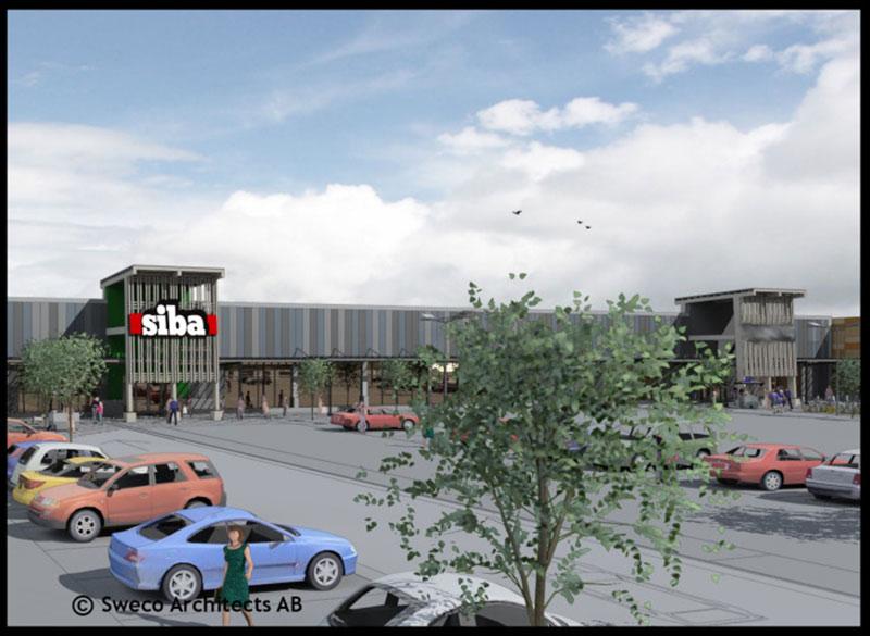 Siba öppnar ny butik i Östersund