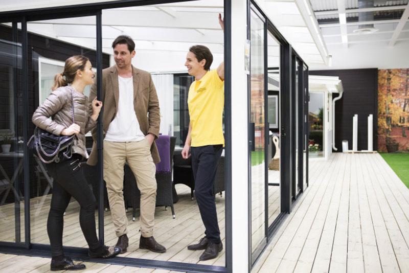 Skånska Byggvaror öppnar fem nya butiker