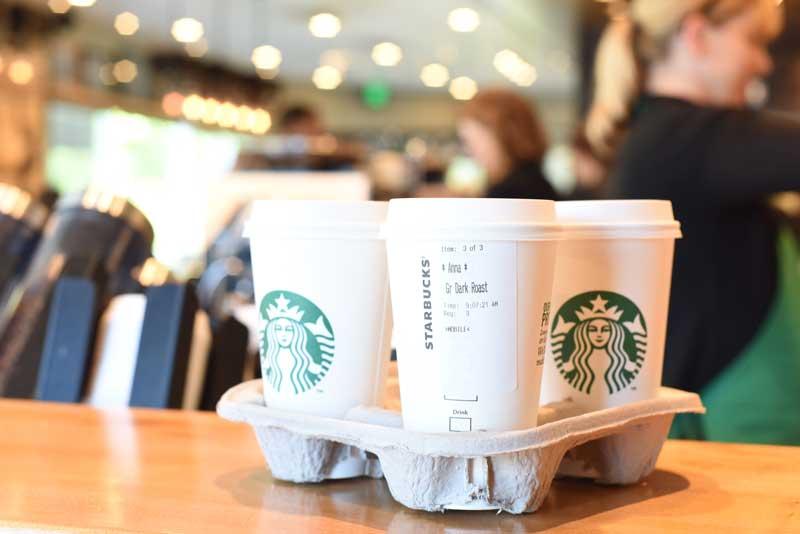 Starbucks öppnar i Västerås