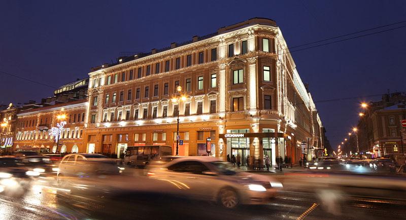 Stockmann säljer sina varuhus i Ryssland