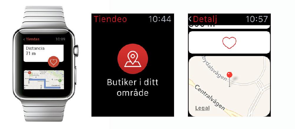 Tiendeo lanserar app för Apple Watch