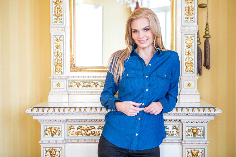 Veronica Virta öppnar butik i New York