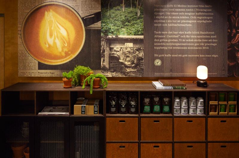 Wayne's Coffee öppnar i Frösunda Port