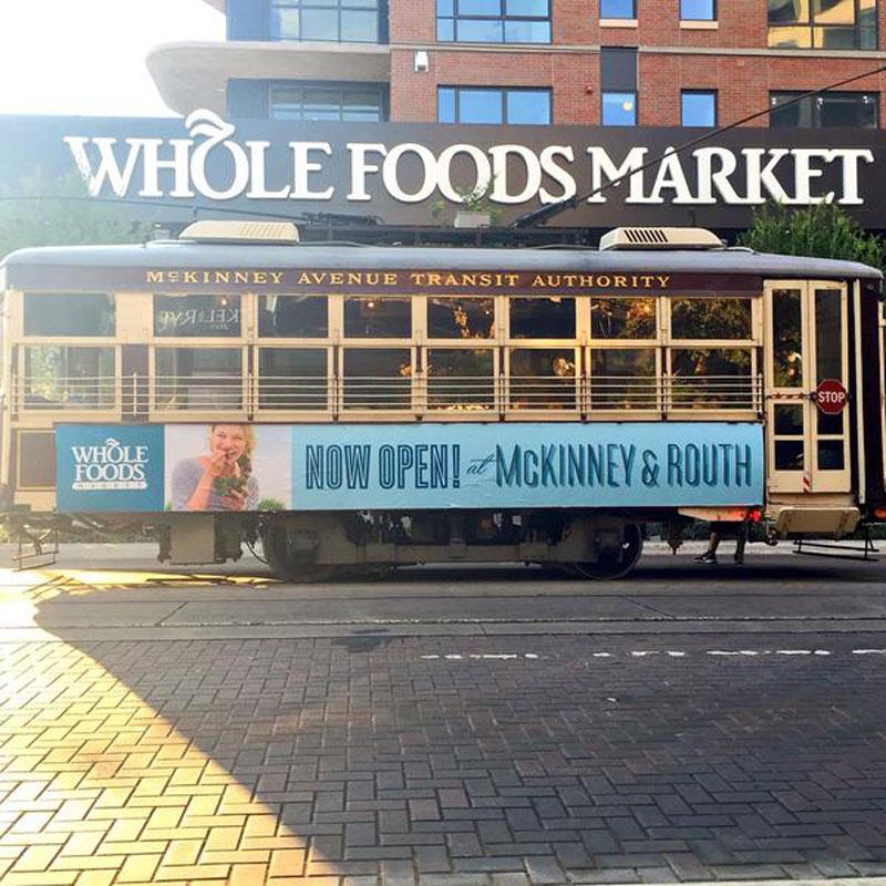 Så ser Whole Foods nya butik ut