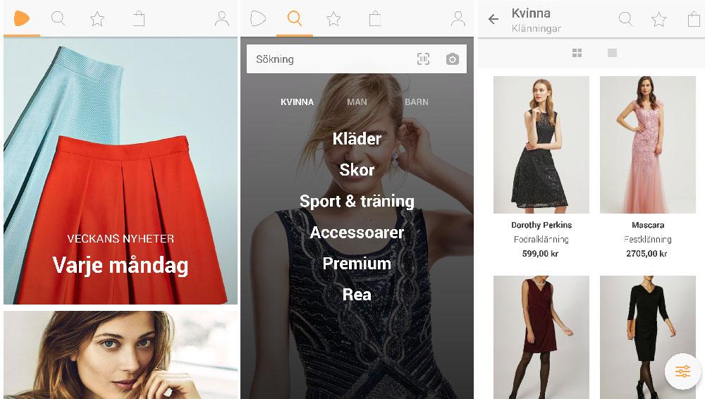 Zalando släpper uppdaterad app