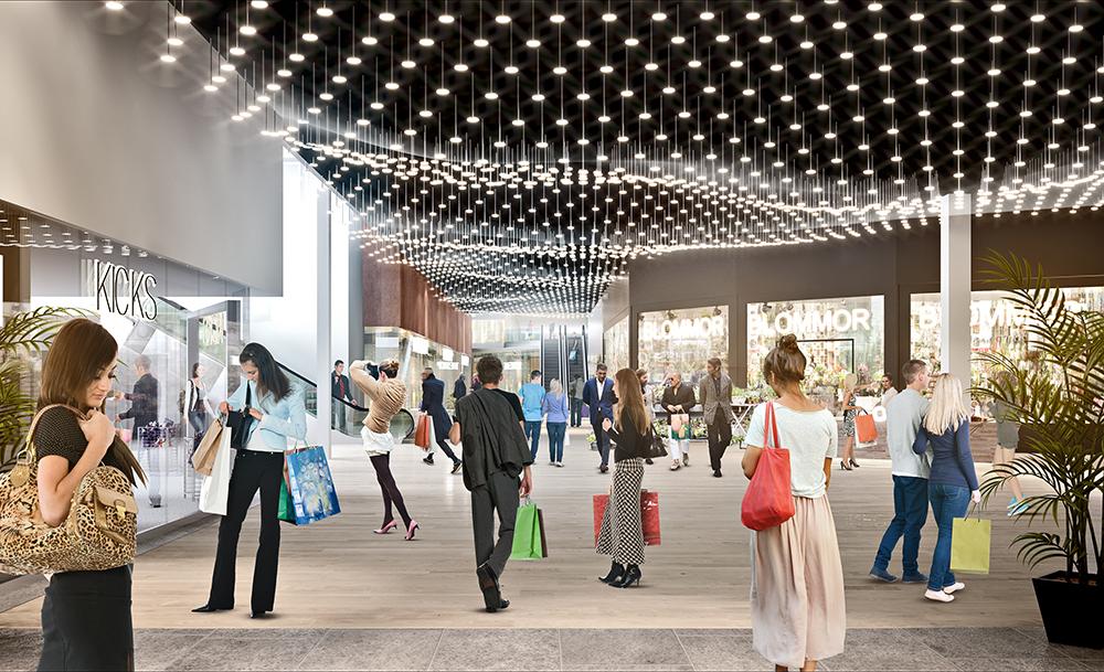 Gränbystaden vill bli modecentrum