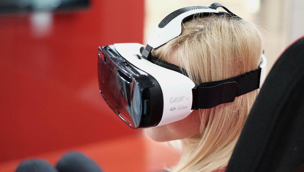 Alibaba bygger världens största VR-butik