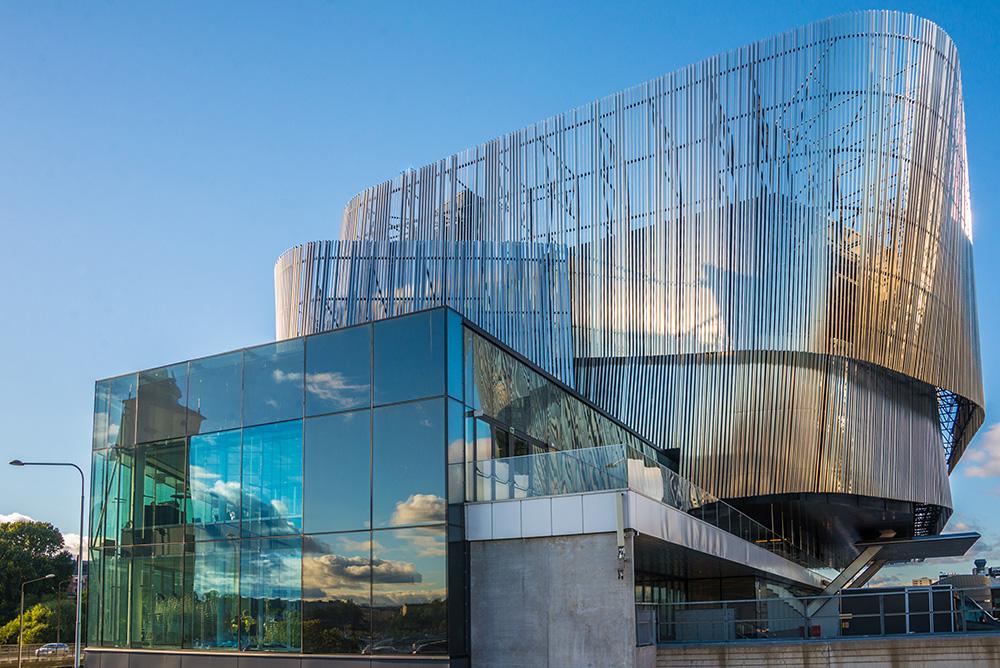 Premiär för Sweden Urban Arena