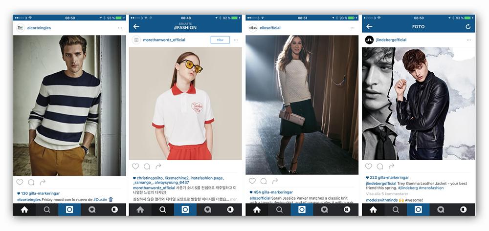 Så får Instagram fart på köpbesluten