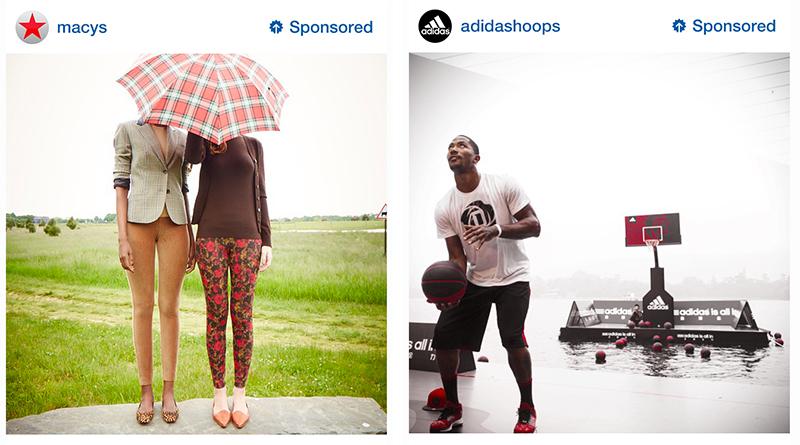 10 tankar om annonsering via Instagram