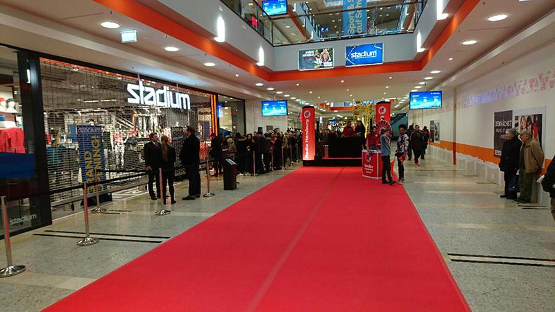 Stadium öppnar sin tredje butik i Tyskland