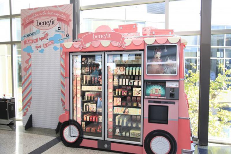 Titta – en stylish varuautomat!