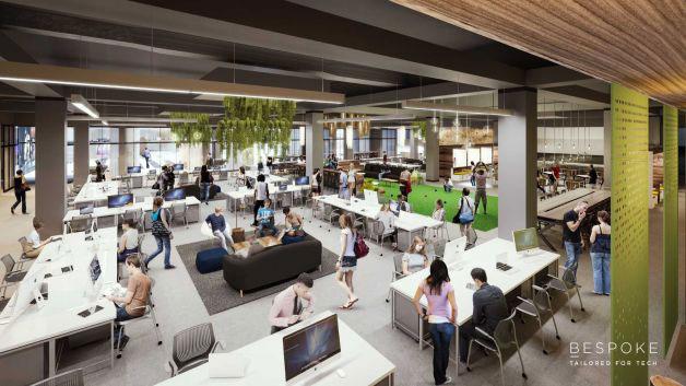 Framtidens köpcentrum skapar mixade ytor