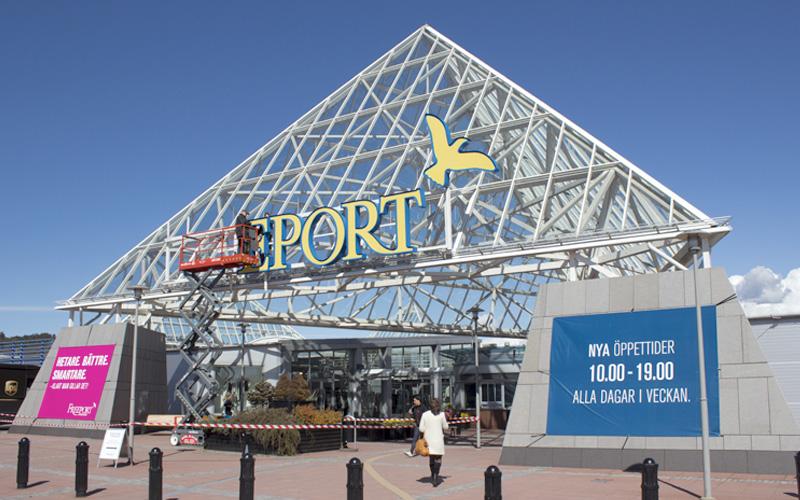 freeport outlet kungsbacka öppettider
