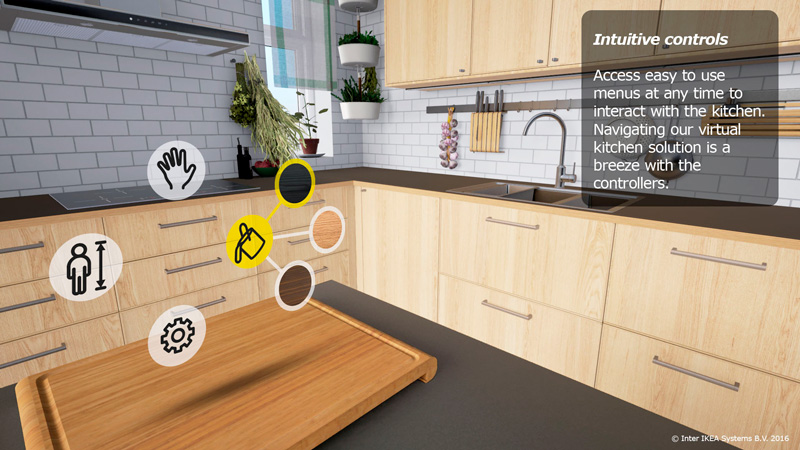 Ikea lanserar tjänst för Virtual Reality