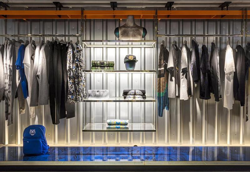 Harvey Nichols tar shoppingen till en ny nivå