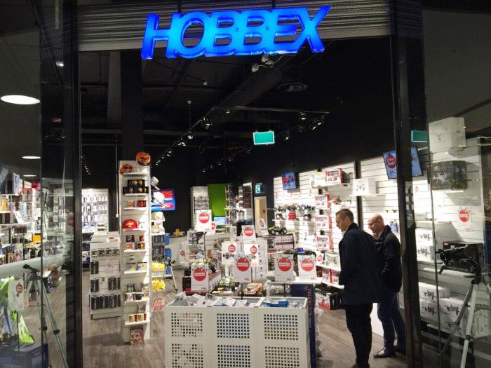 Hobbex öppnar nya butiker