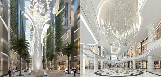 Nya projekt i Förenade Arabemiraten